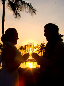 Weddings at the Waikoloa  Beach Marriott