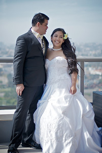 Marisol & Alton's Wedding 0005