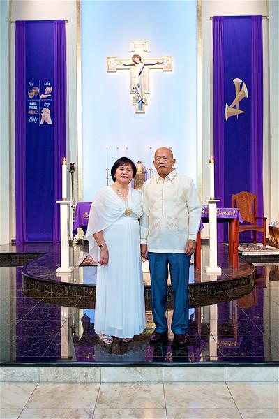 Gonzales' 50th Wedding Anniversary (2018)