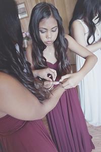 CF Photography Studios_Hunter-Toscano Wedding, Bridal Prep 0027
