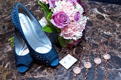 CF Photography Studios_Hunter-Toscano Wedding, Bridal Prep 0007
