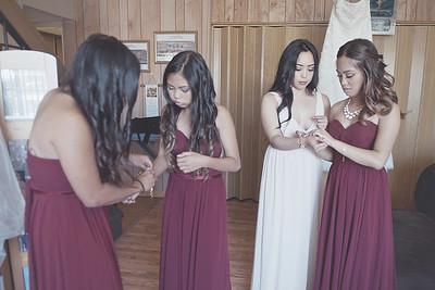 CF Photography Studios_Hunter-Toscano Wedding, Bridal Prep 0023