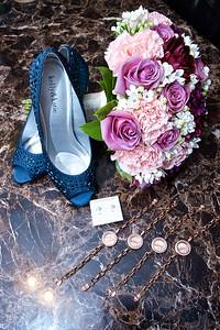 CF Photography Studios_Hunter-Toscano Wedding, Bridal Prep 0009