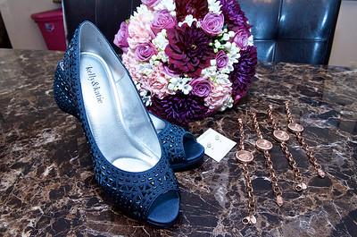 CF Photography Studios_Hunter-Toscano Wedding, Bridal Prep 0006