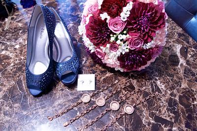 CF Photography Studios_Hunter-Toscano Wedding, Bridal Prep 0001