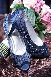 CF Photography Studios_Hunter-Toscano Wedding, Bridal Prep 0013