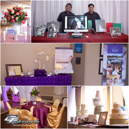 Wedding Show Weekend, Chula Vista GC (2014)