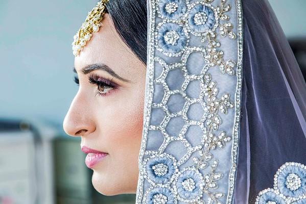 muslim bride makeup