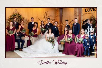 Dahlke wedding - 12x18