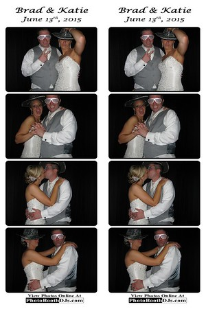 06/13/2015 Brad & Katie Wedding (PhotoStrips)