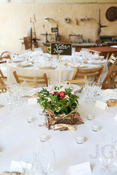 Alexis and Amanda Wedding Reception<br /> Bergerac, France - 08.31.13<br /> Credit: Jonathan Grassi