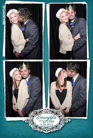 09-28-13 Samantha & Alex Wedding