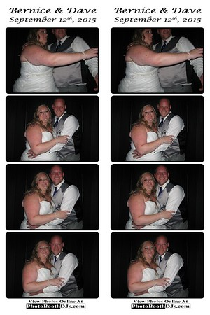 09/12/2015 Bernice & Dave Wedding (PhotoStrips)