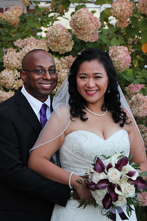 Dina & Gernett Wedding