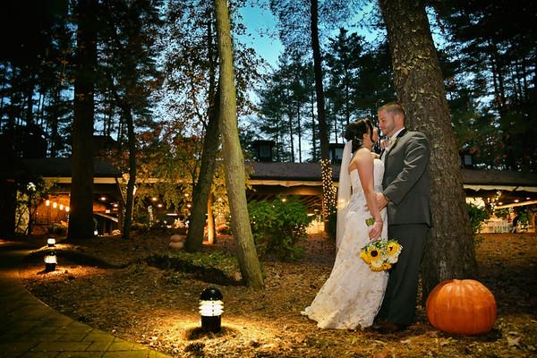 10-21-17 Stephanie & Tyler | Tunxis Plantation
