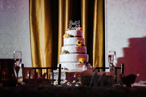7. Bouquet Garter, Cake Cutting