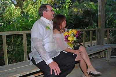 1117 Bob and Joy Wedding at Ormond Gardens