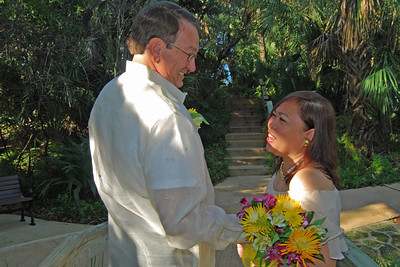 1124 Bob and Joy Wedding at Ormond Gardens