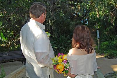1123 Bob and Joy Wedding at Ormond Gardens