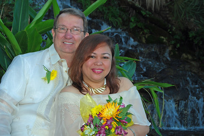 1137 Bob and Joy Wedding at Ormond Gardens