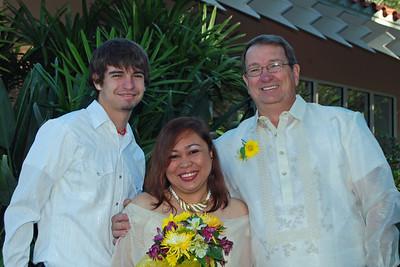 1148 Bob and Joy Wedding at Ormond Gardens