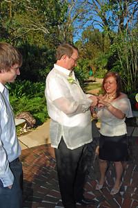 1104 Bob and Joy Wedding at Ormond Gardens