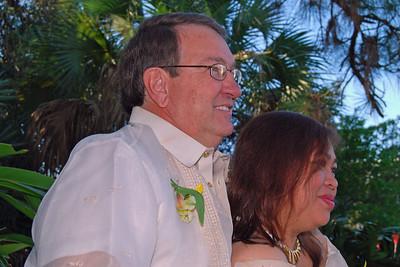 1139 Bob and Joy Wedding at Ormond Gardens