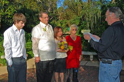 1097 Bob and Joy Wedding at Ormond Gardens