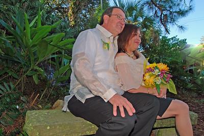1140 Bob and Joy Wedding at Ormond Gardens