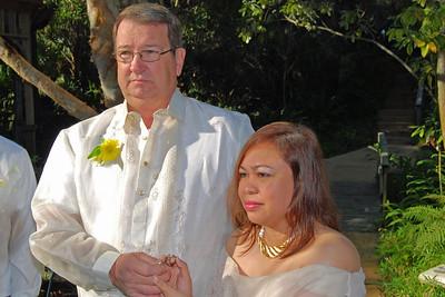 1101 Bob and Joy Wedding at Ormond Gardens
