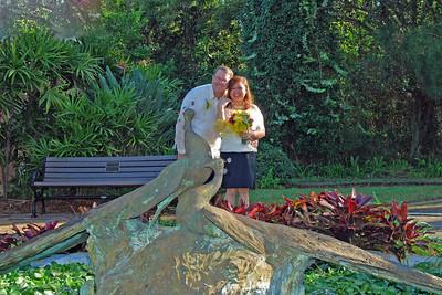 1141 Bob and Joy Wedding at Ormond Gardens