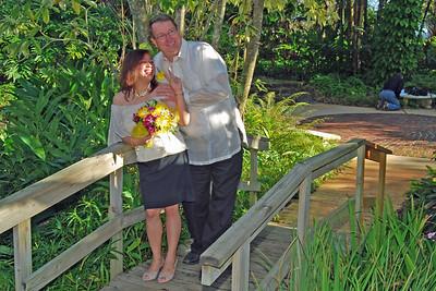 1121 Bob and Joy Wedding at Ormond Gardens