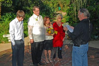 1096 Bob and Joy Wedding at Ormond Gardens
