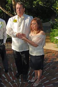 1102 Bob and Joy Wedding at Ormond Gardens
