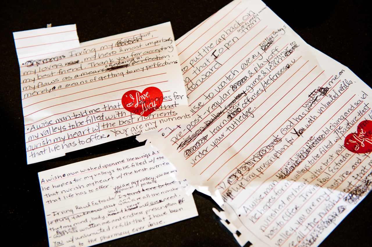 Personal wedding vows ideas : Looking for wedding vows ideas?