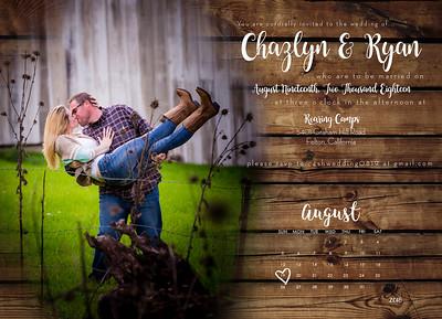Chazlyn Ryan Invite Proof