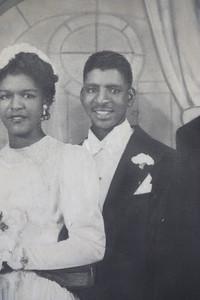 Cecil & Catherine Hall Wedding