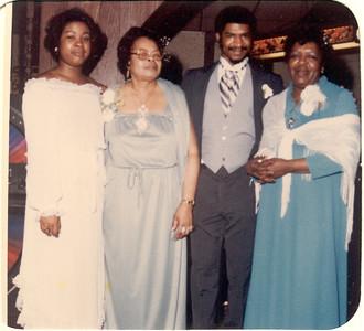 1981-3-28 Valerie and Karl 15 Parker-Hall Wedding