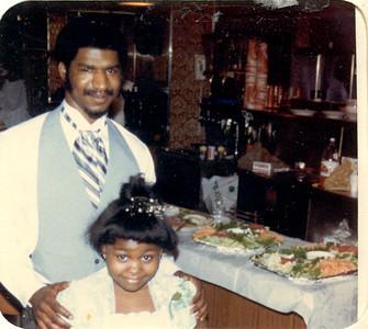 1981-3-28 Valerie and Karl 18 Parker-Hall Wedding