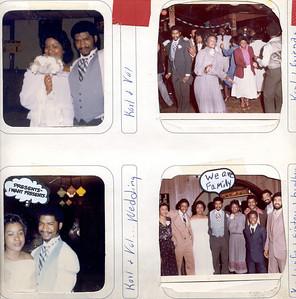 1981-3-28 Valerie and Karl 05 Parker-Hall Wedding