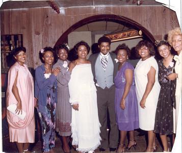 1981-3-28 Valerie and Karl 10 Parker-Hall Wedding