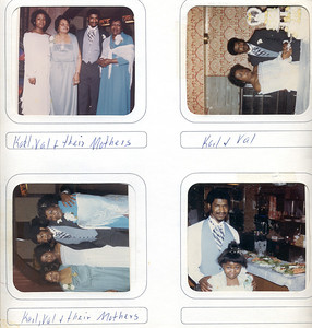 1981-3-28 Valerie and Karl 19 Parker-Hall Wedding