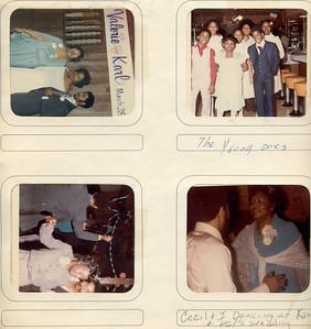1981-3-28 Valerie and Karl 20 Parker-Hall Wedding