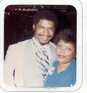 1981-3-28 Valerie and Karl 13 Parker-Hall Wedding