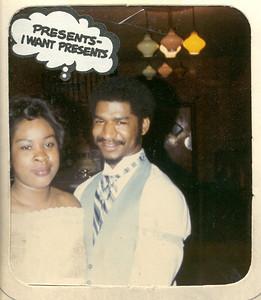 1981-3-28 Valerie and Karl 09 Parker-Hall Wedding