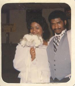 1981-3-28 Valerie and Karl 08 Parker-Hall Wedding