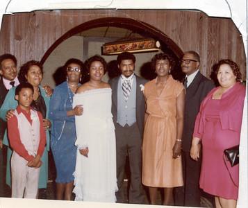 1981-3-28 Valerie and Karl 11 Parker-Hall Wedding