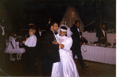 1996-6-9 First Dance-Cecil & Vickie's Wedding2