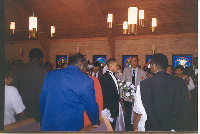 1996-6-9 Waking Out After Wedding