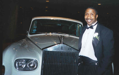 1996-6-9 Keith-Rose Royce-Cecil & Vicky's Wedding-